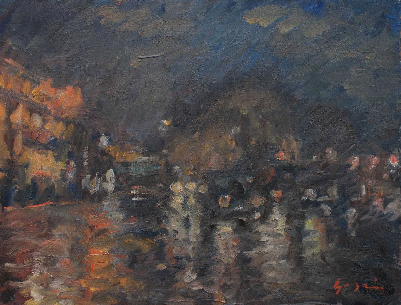 Pierre Gogois Artiste Peintre Paris